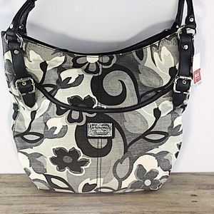 Relic Floral Print Hobo Bag...Brand New!